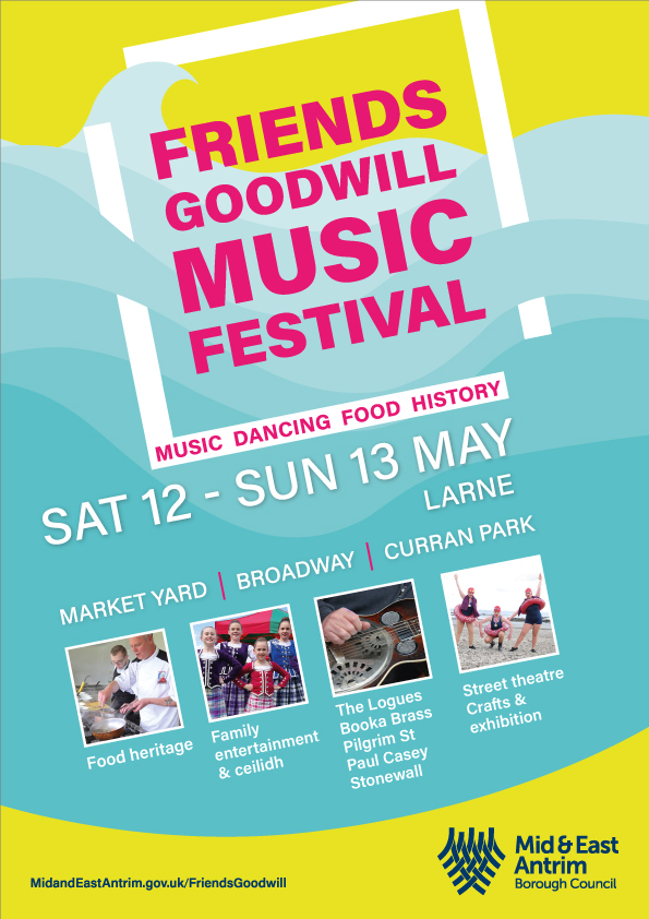 Friends Goodwill Festival 2018 line up