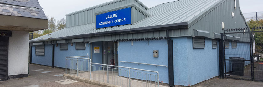 Ballee Community Centre