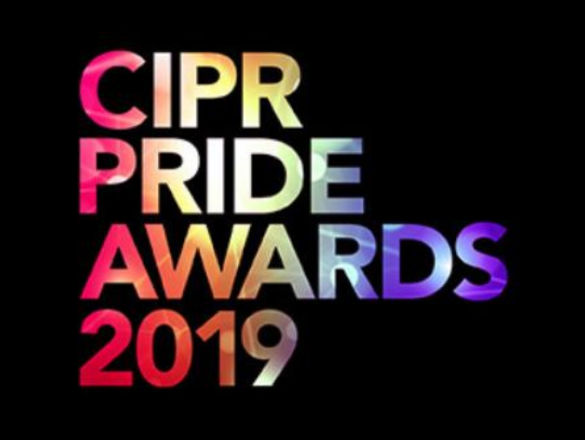CIPR Pride Gold Award Winners 2019