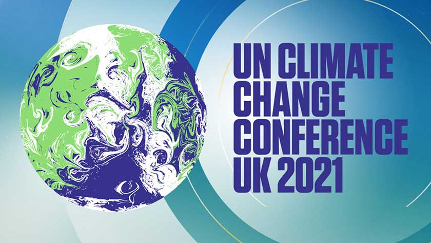 COP 26 United Nations Climate Change Conference 2021