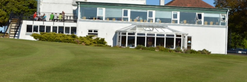 Photograph of Cairndhu Golf Club's Club House