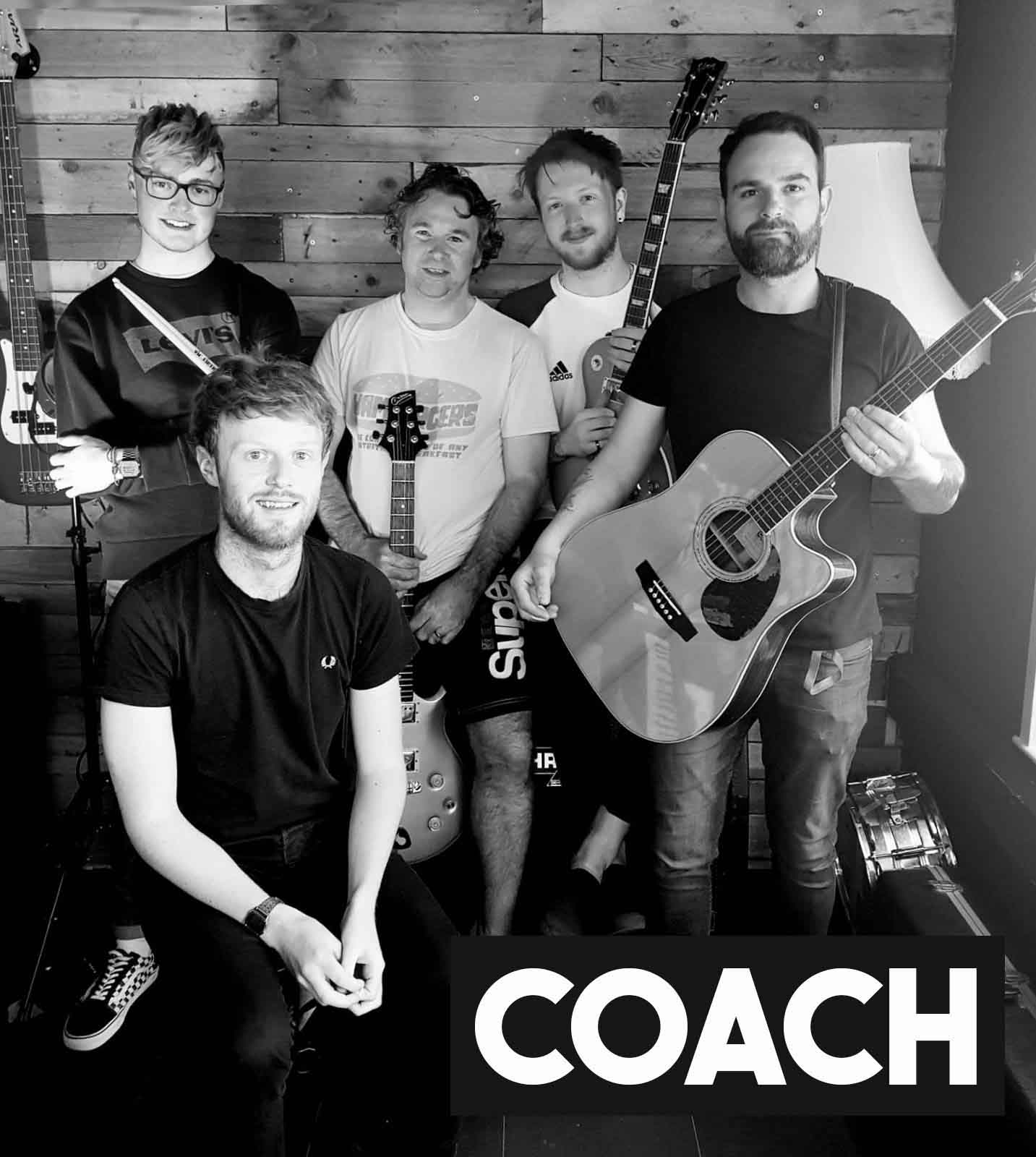 Coach - the band