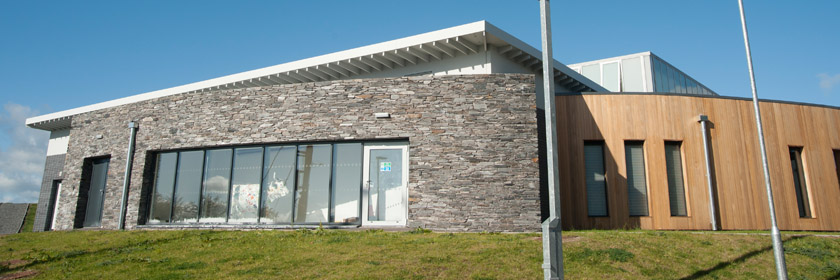Photograph of Eden Community Centre