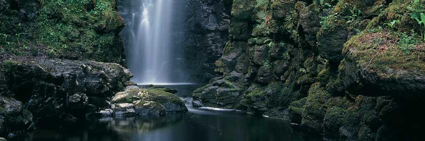 Cranny Falls