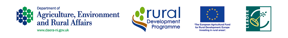 Sponsor logos for Rural Development Programmes