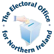 Electoral Office for Northern Ireland logo