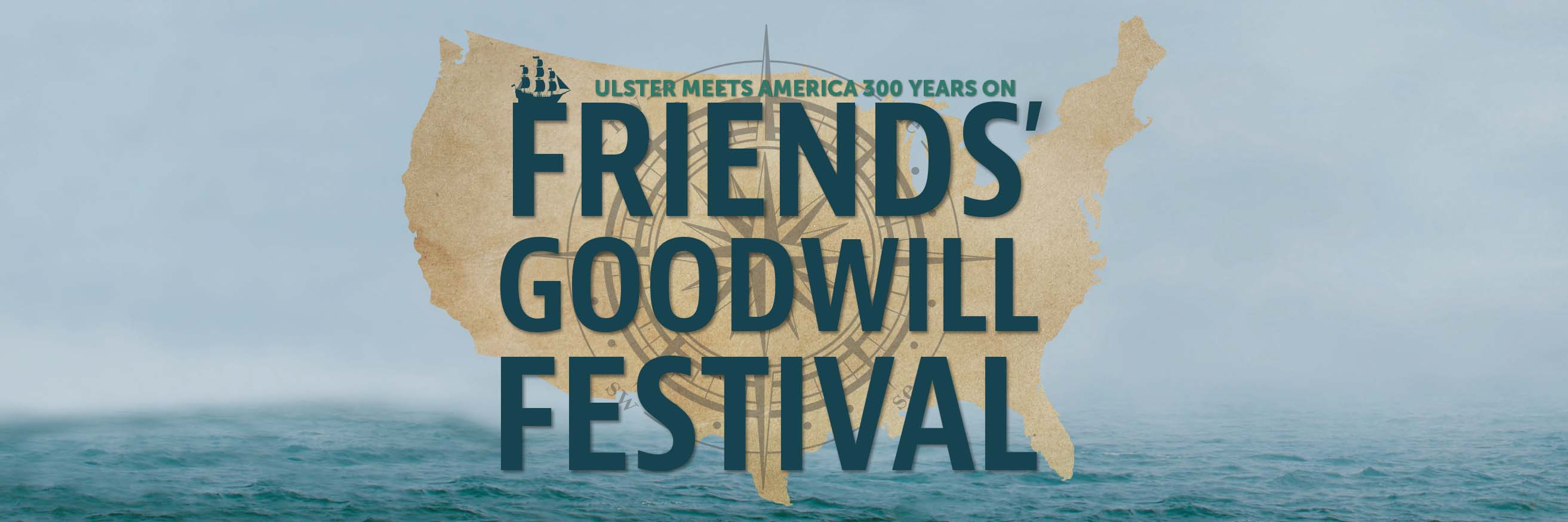 Logo for the Friends' Goodwill Festival