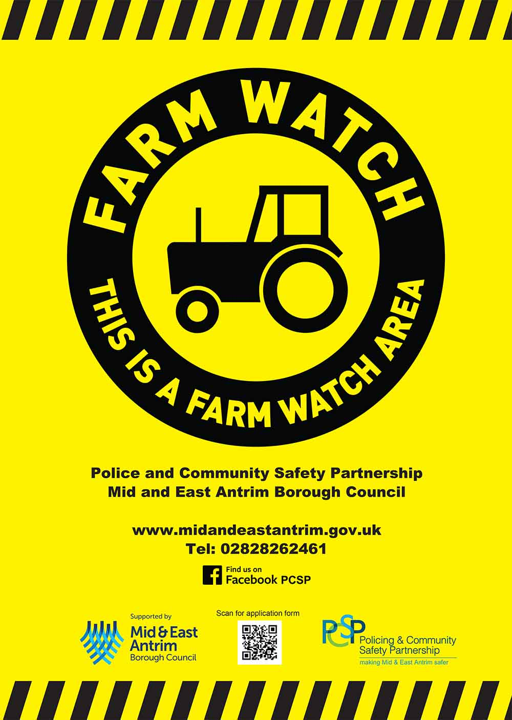 Farm Watch Poster image