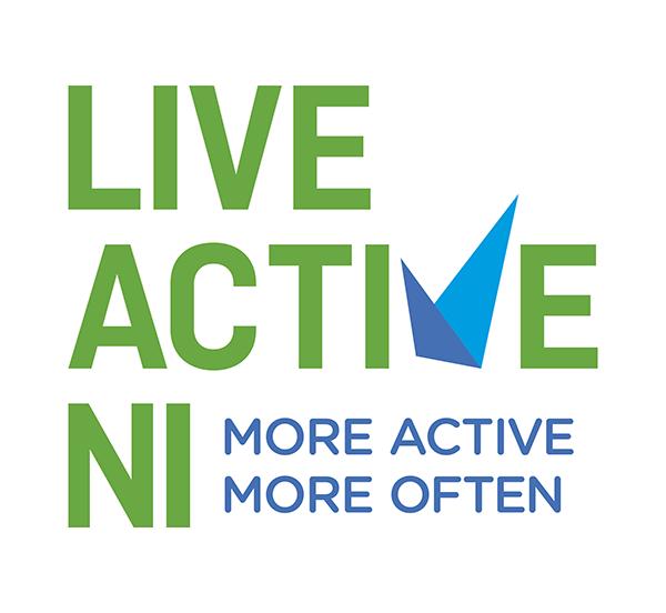 Live Active NI logo