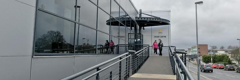 Seven Towers Leisure Centre, Ballymena