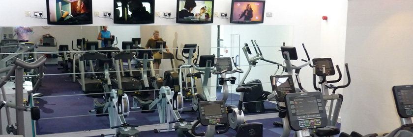Photograph of the Seven Towers Leisure Centre Profiles Fitness Suite
