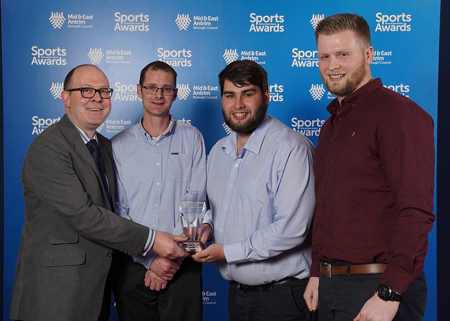 Team of the Year – Whitehead Bowling Team