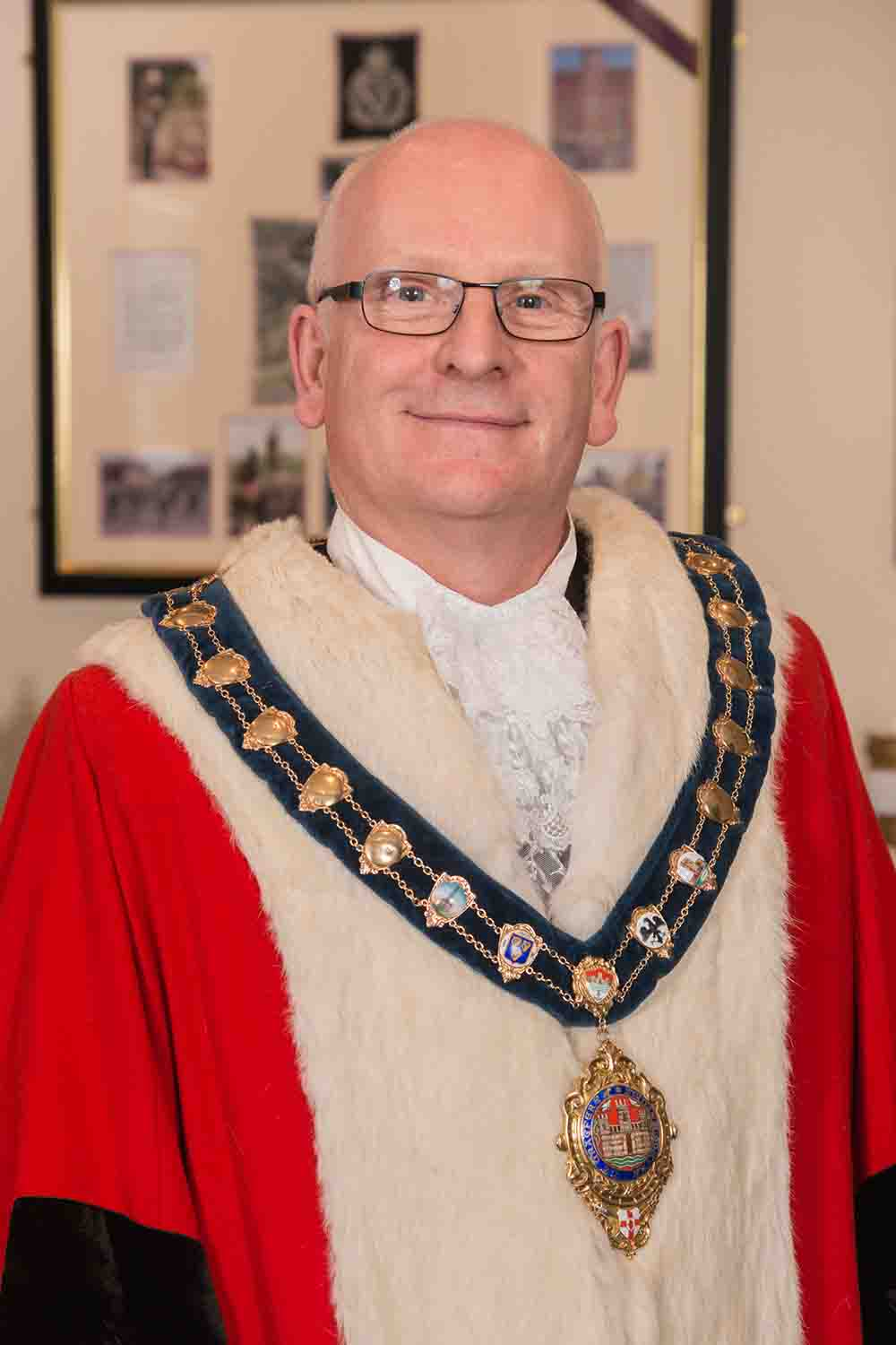Mayor Billy Ashe - 2015 to 2016