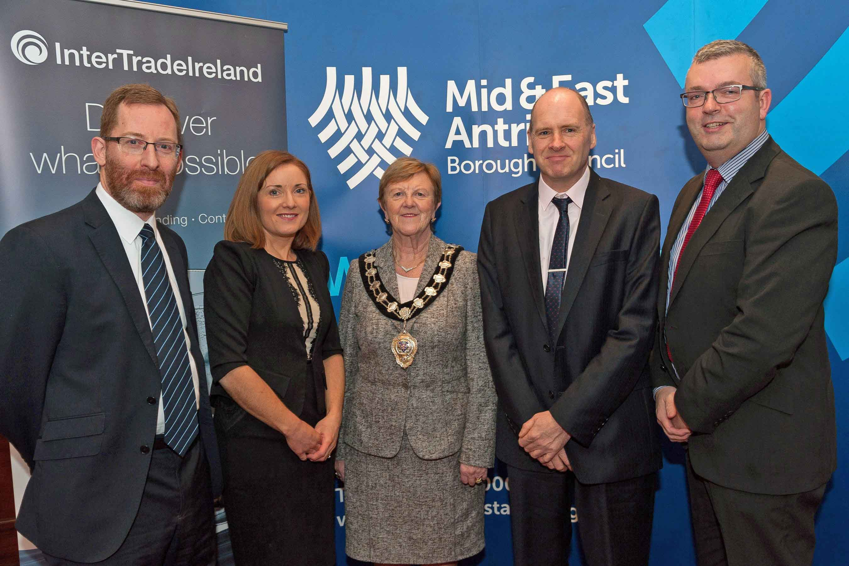 Mid and East Antrim Business Breakfast