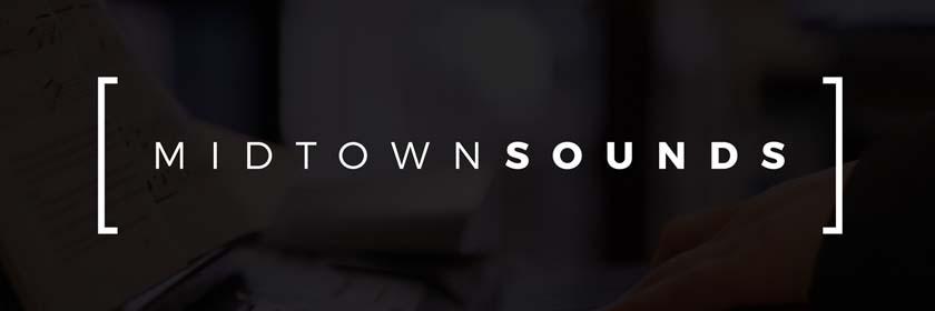 midtown sounds logo