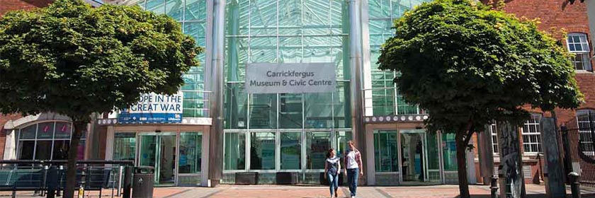 Carrickfergus Museum and Civic Centre