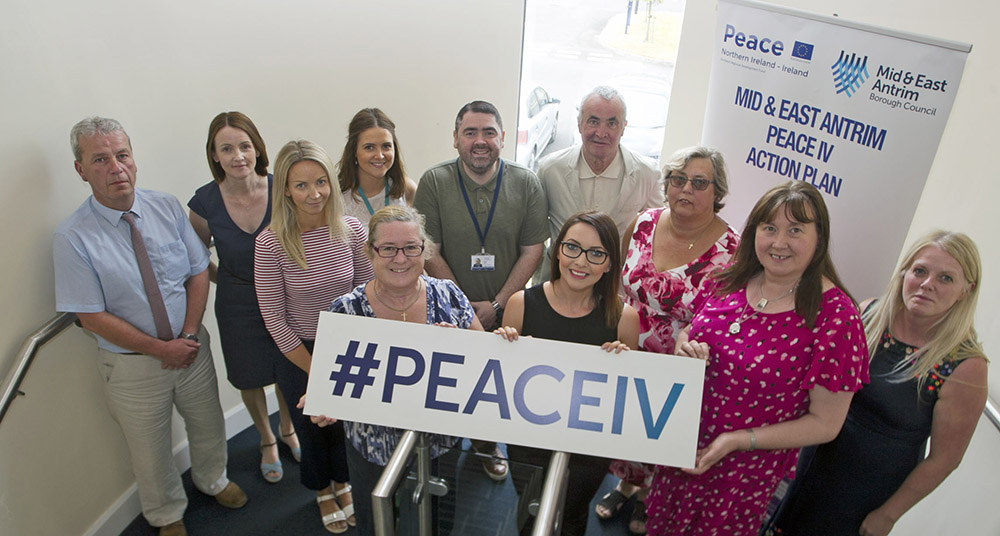 Peace IV Building Positive Relations Working Group