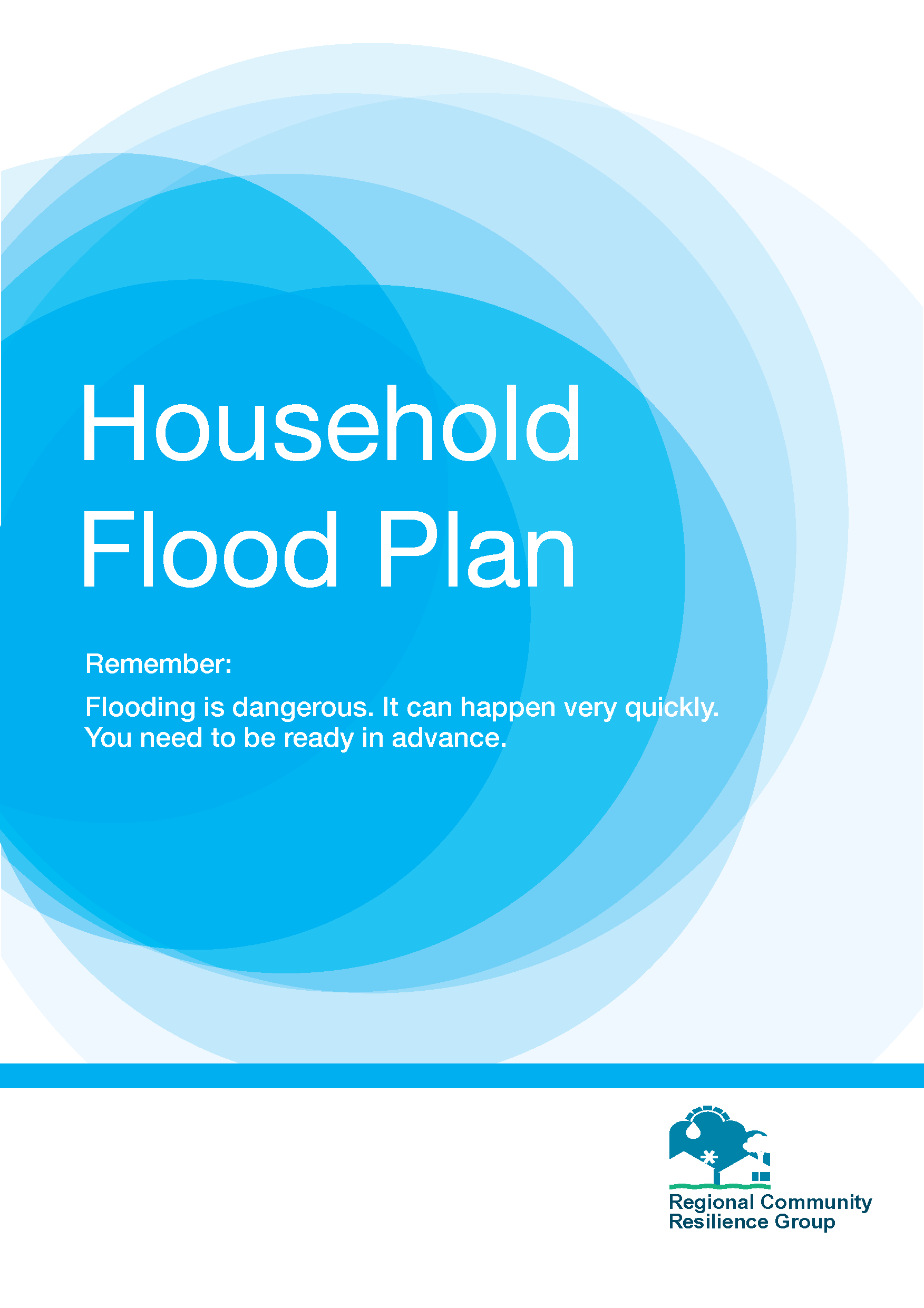 Household Flood Plan