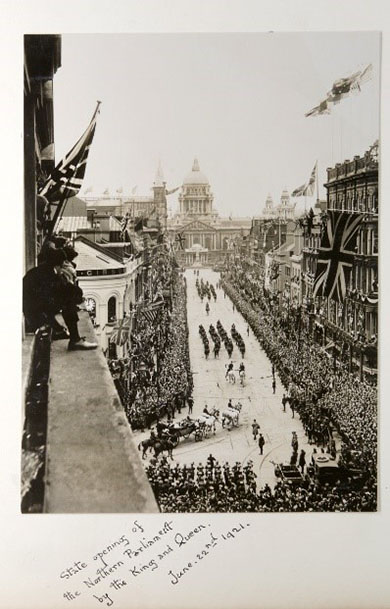 Royal Procession at the State Opening