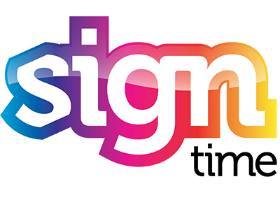 Sign Time logo