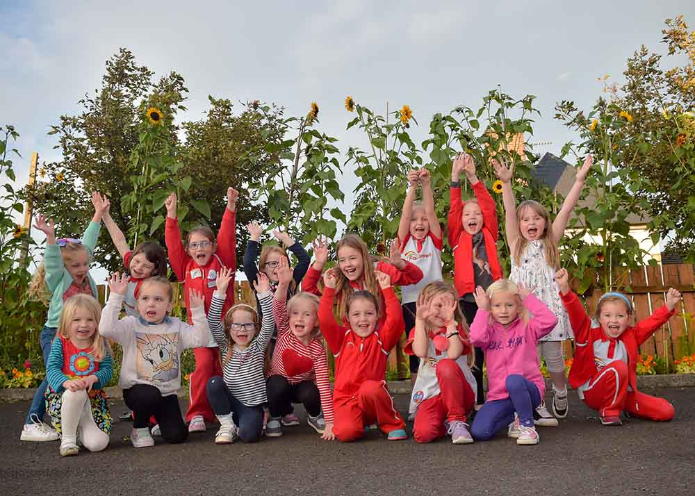 Ahoghill Community Rainbows