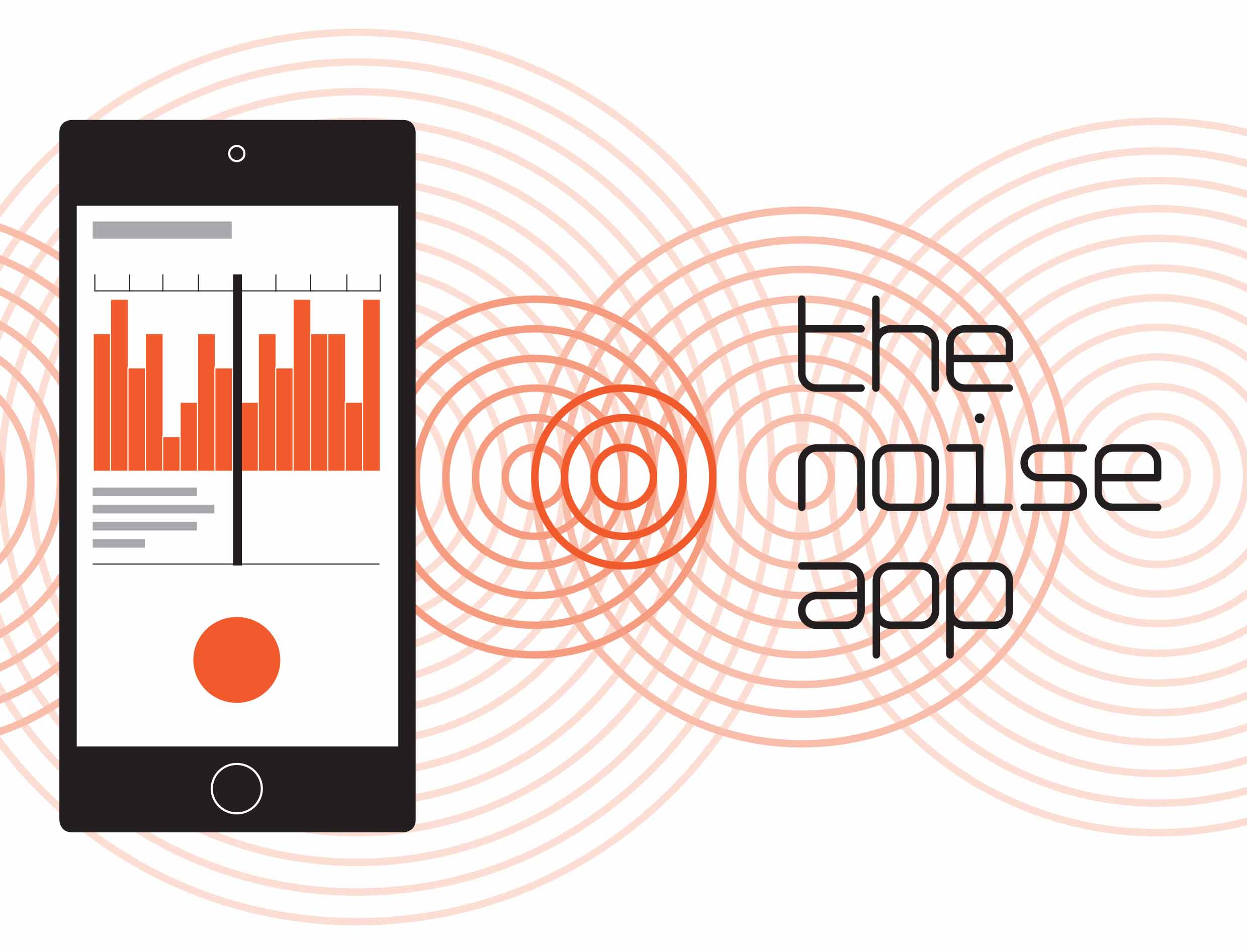 Promotional Image for The Noise App