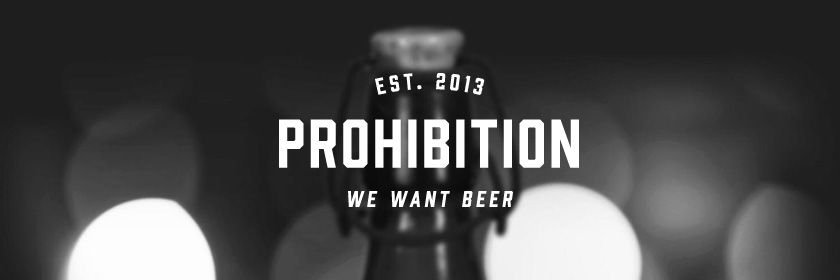 Image of the Prohibition logo from their website