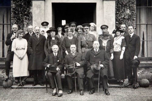 Galgorm Castle: 24/10/22. Rt Hon W R Young was sworn in as a member of HM Privy Council of Ireland by The Viceroy.