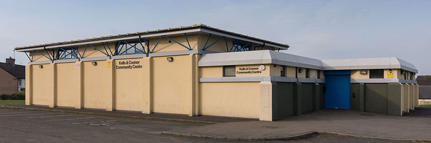 Kells and Connor Community Centre