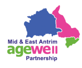 Mid and East Antrim Agewell Partnership logo
