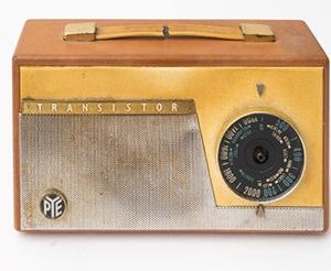 Pye Transistor Radio