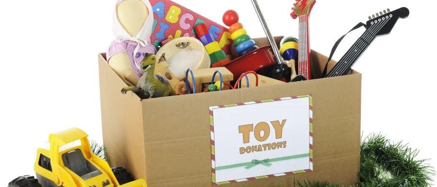 Pre-loved toys scheme