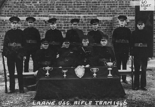 Larne USC Rifle Team 1946