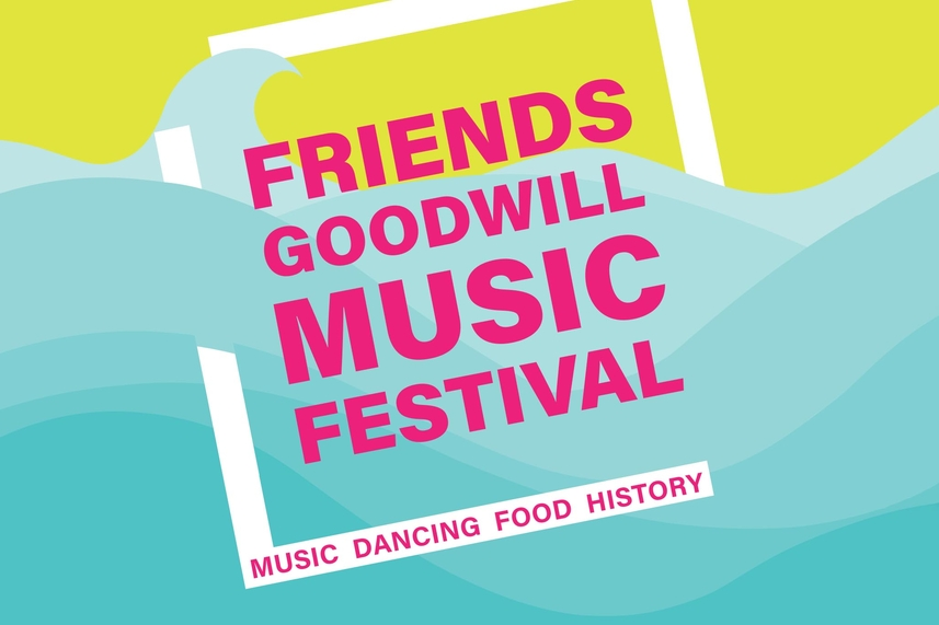 Friends Goodwill Music Festival image