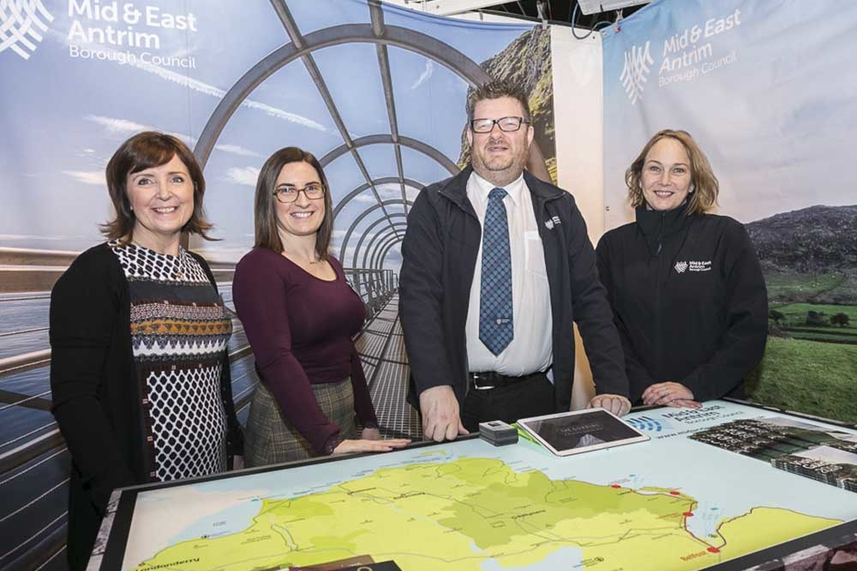 The best of Mid and East Antrim showcased at Holiday World Exhibition image