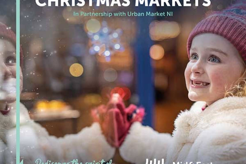 Ballymena Christmas Street Market image