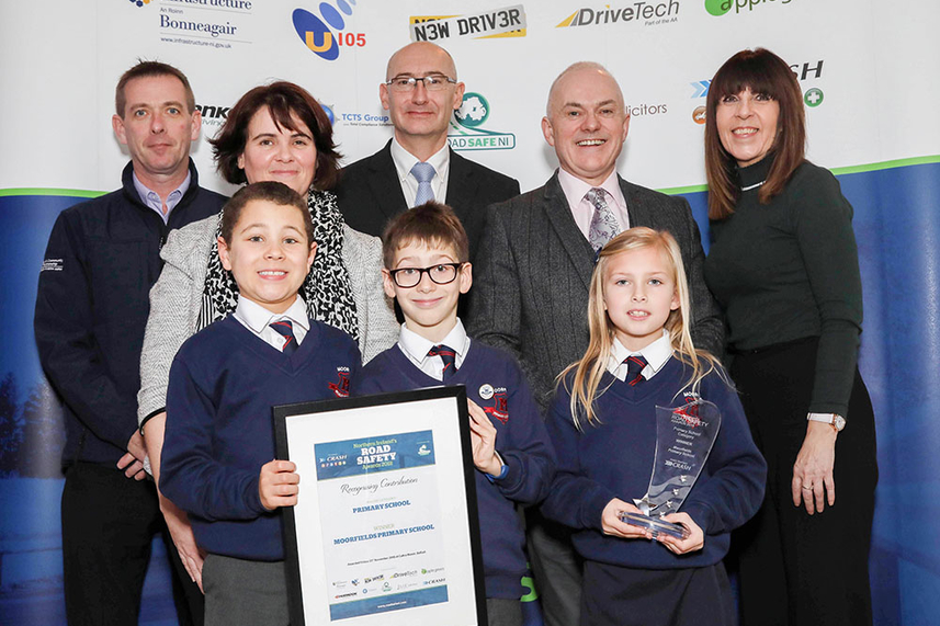 PCSP initiative wins Road Safety Award image
