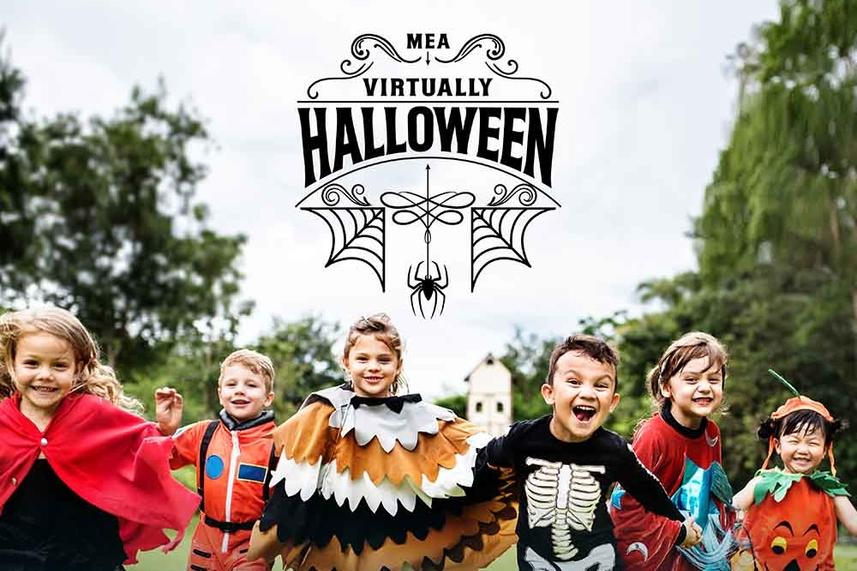 Virtually Halloween image