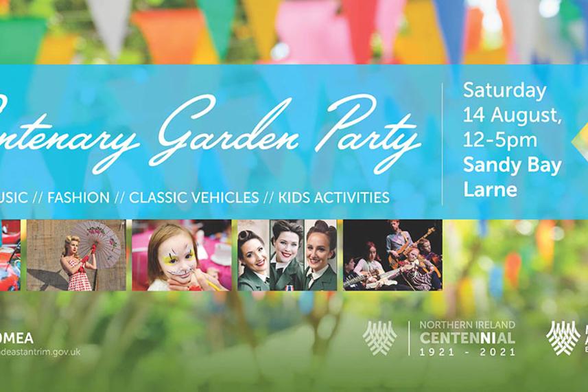 Centenary Garden Party image