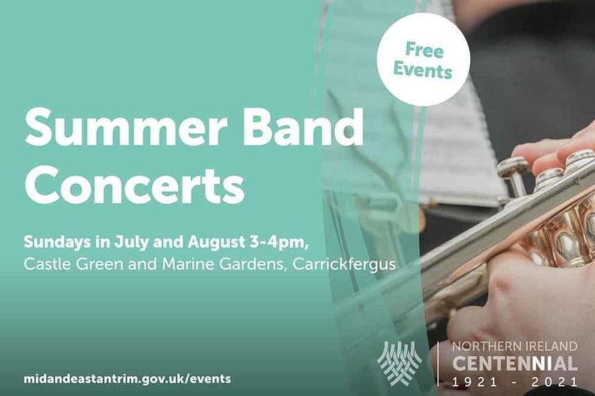 Summer Band Concerts image