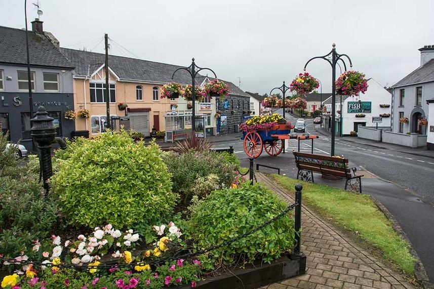 Mayor welcomes £200,000 flood alleviation scheme in Ahoghill as work gets underway image