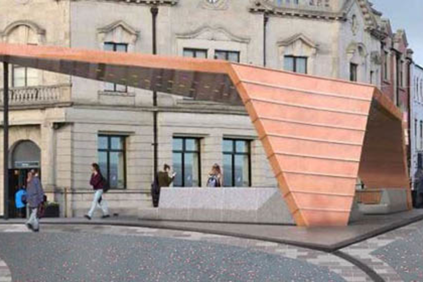 Broadway's latest star attraction set to breathe new life into Ballymena town centre image