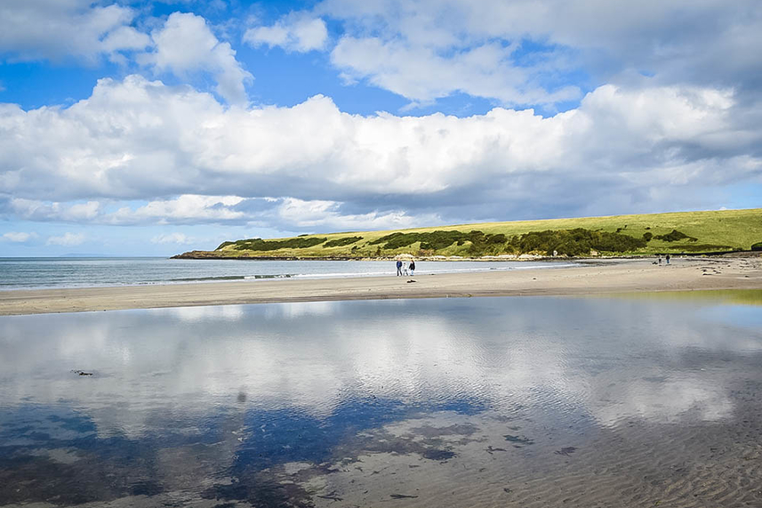 Mid and East Antrim's bathing water among best in Europe image