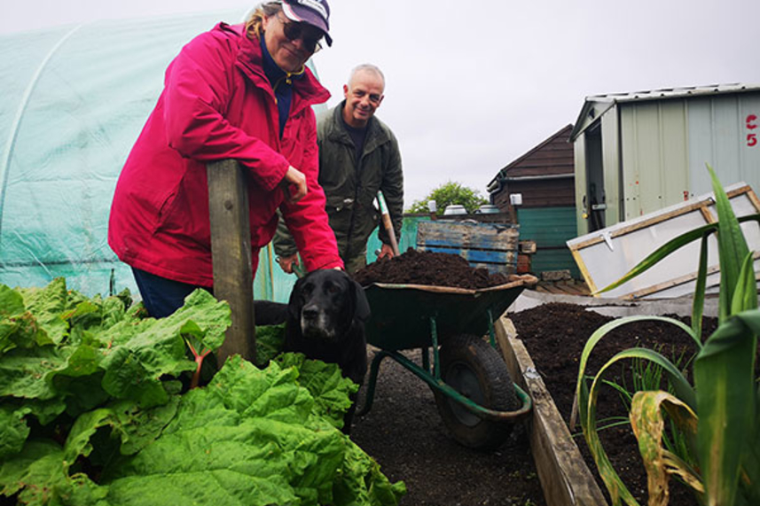 Mid and East Antrim's Compost Awareness Week image