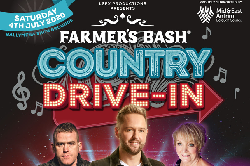 Farmer's Bash Country Drive In image