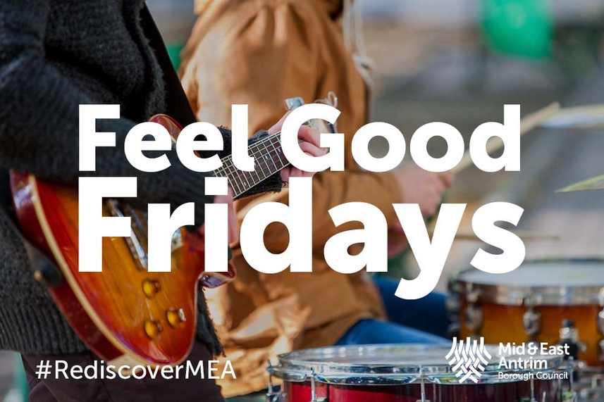 Feel Good Friday Live Music Events image