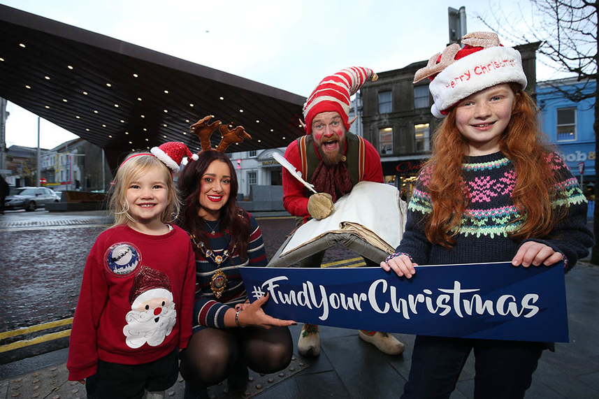 Find your Christmas in Mid and East Antrim image