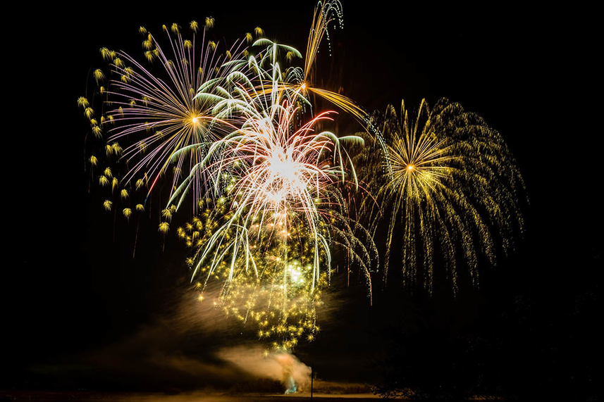 Fangtastic Fireworks this Halloween at Ecos image