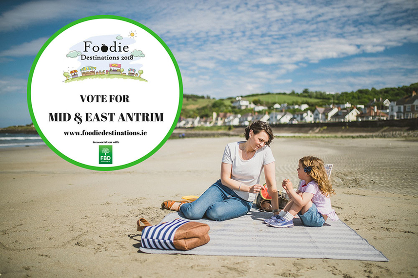 Mid and East Antrim pulls flavour as one of Ireland's top foodie destinations image
