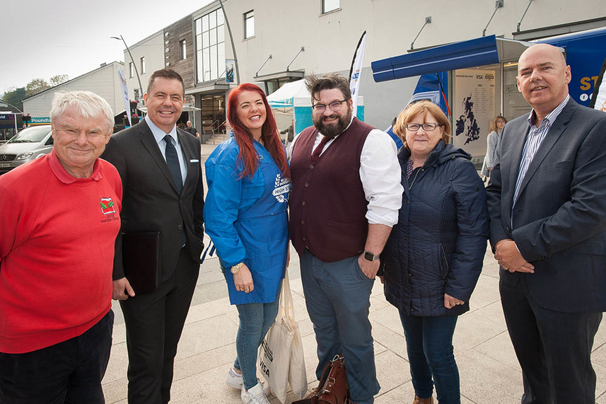 Larne named as one of the UK's top towns in prestigious High Street Awards image